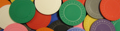 Super Diamond Poker Chips