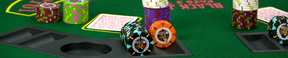 The Mint Poker Chips