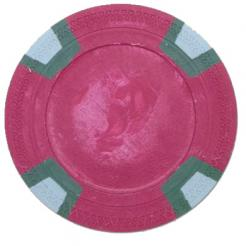 10g Double Trapezoid Clay Poker Chips