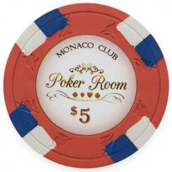 13.5g Monaco Clay Poker Chips