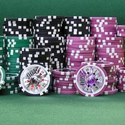 Bulk Poker Chip Sets of 5000 chips or more