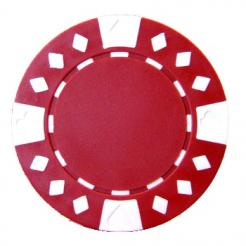 12.5 gram Diamond Suited Poker Chips
