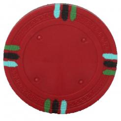 13.5 gram 12 Stripe Clay Poker Chips