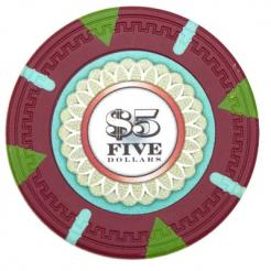 13.5 gram The Mint Clay Poker Chips