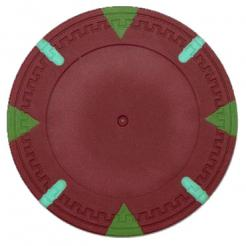 13.5 gram Triangles & Sticks Clay Poker Chips