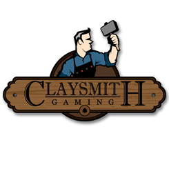Customize with Your Own 0.975 Inlay Sticker Pack of 50 Claysmith Gaming Double Trapezoid Chip Authentic Vegas Weight 10-Gram Casino Clay