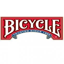 Bicycle playing cards offers both plastic coated paper cards and the high quality 100% plastic cards