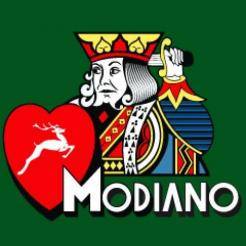 Modiano playing cards are high quality 100% plastic cards