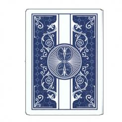 blue prestige plastic bicycle playing cards