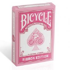 Pink Ribbon Edition Bicycle Playing Cards