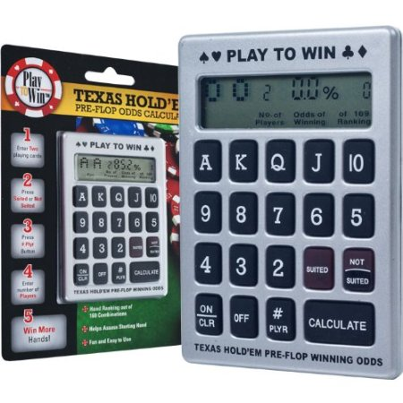 Texas Holdem Pot Odds Calculator
