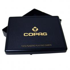 Copag Plastic Playing Card Case