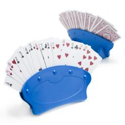 Hands-Free Playing Card Holders