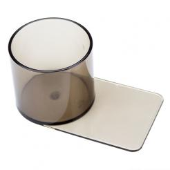 Slide Under Plastic Poker Table Cup Holder