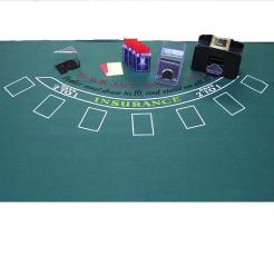4 Deck Blackjack Set