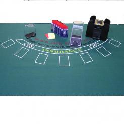 6 Deck Blackjack Set