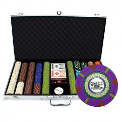 750 The Mint Poker Chip Set