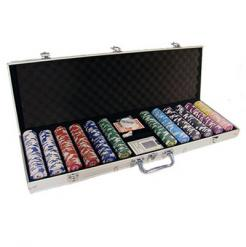 600 Tournament Pro Poker Chip Set