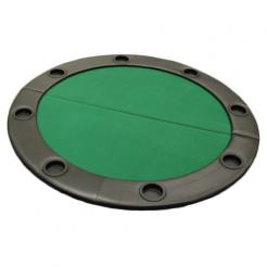 48 Foldable Round Poker Table Top