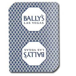 Used Bally's Casino Playing Cards