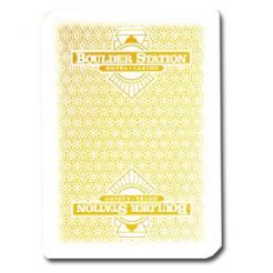 Used Boulder Station Casino Playing Cards