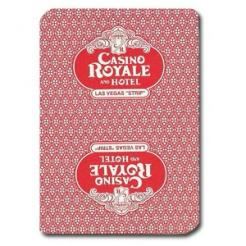 Used Casino Royale Casino Playing Cards