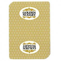 Used Golden Nugget Casino Playing Cards