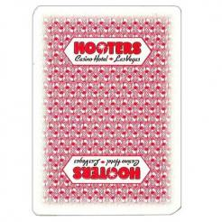 Used Hooters Casino Playing Cards
