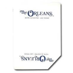 Used Orleans Casino Playing Cards