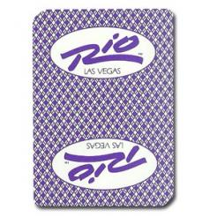 Used Rio Casino Playing Cards