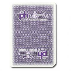 Used Planet Hollywood Casino Playing Cards