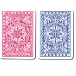 Burraco Modiano Playing Cards Red/Blue