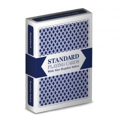 Blue Standard Playing Cards