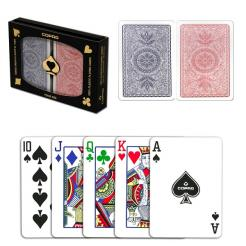 4 Color Copag Playing Cards