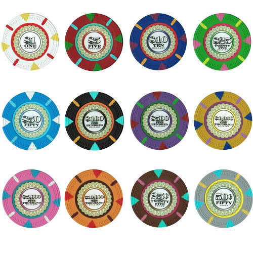 Poker chip mania burnsville