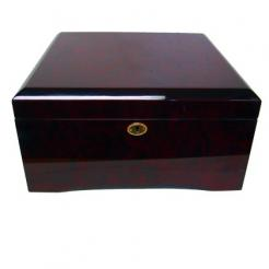 this mahogany wood poker chip case will hold 750 poker chips