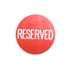 1 reserved button