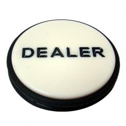 oversize 3 Dealer Button Puck