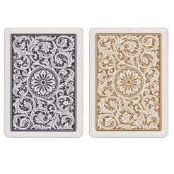 black and gold copag playing cards