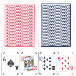 dual index copag playing cards