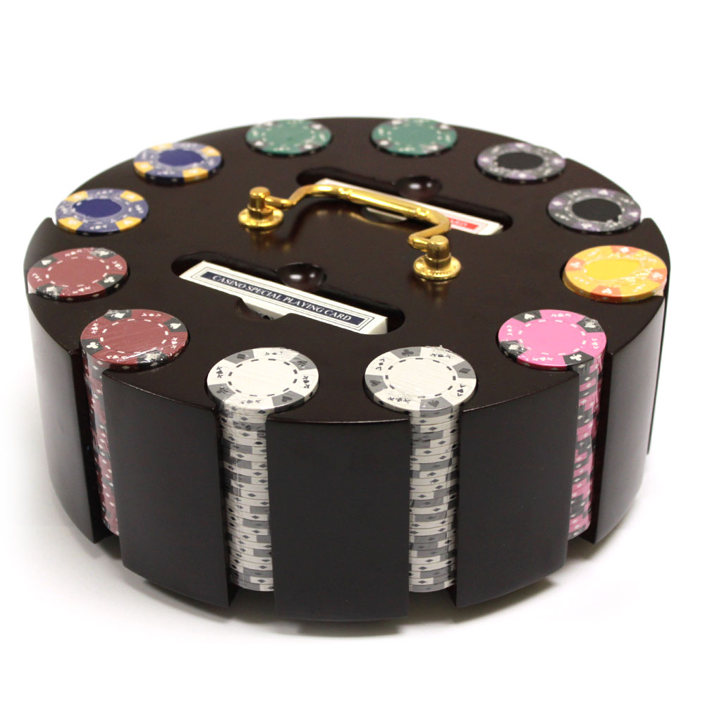 ace king suited poker chips