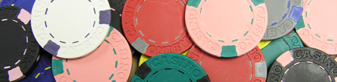 Casino Pro Clay Poker Chips
