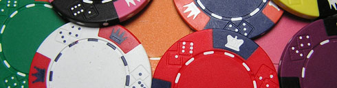 Triple Crown Poker Chips