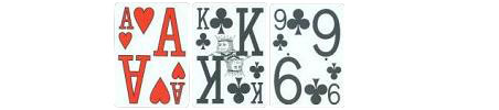 Magnum Playing Card Index