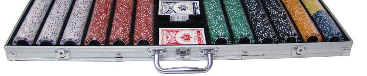 Poker Chip Case