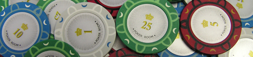 Poker Room Poker Chips
