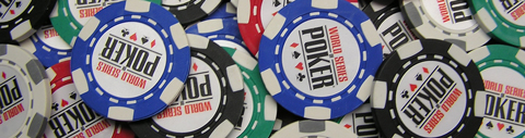 World Series of Poker Poker Chips